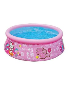 Надувной бассейн Easy Set Hello Kitty 183х51см