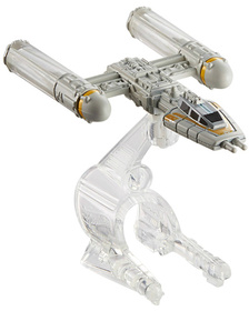 Звездолет  Y-Wing Fighter Gold Leader Star Wars