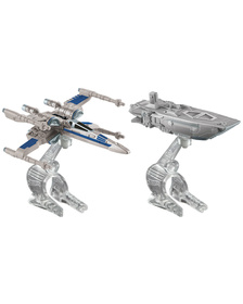 Набор звездолетов Transporter Vs X-wing Fighter Star Wars
