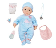 Кукла Baby Annabell Brother Doll с мимикой