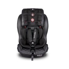 Автокресло LO-JASPER Isofix Leather Black