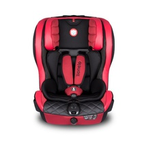 Автокресло LO-JASPER Isofix Leather Red