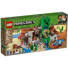 LEGO Minecraft - Шахта крипера